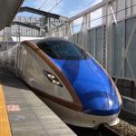 北陸新幹線の先頭車両